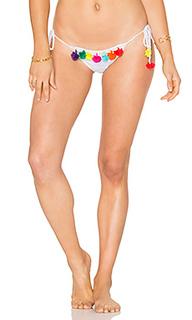 Pompom bikini bottom - Anna Kosturova
