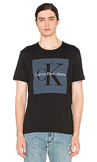 Reissue box logo t shirt - Calvin Klein