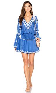 Мини платье с вышивкой tom - Karina Grimaldi