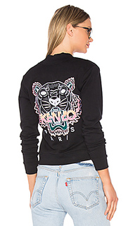 Embroidered tiger bomber jacket - Kenzo