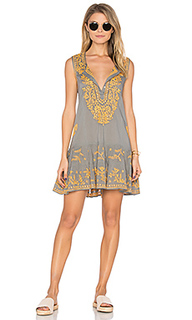 Sleeveless shift beach dress - juliet dunn