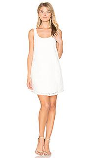 Кружевное мини-платье - BLAQUE LABEL