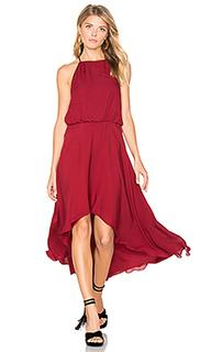 Платье с высоким горлом - Haute Hippie