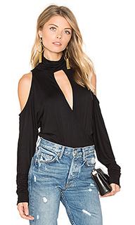 Блуза с открытыми плечами song in my heart - Haute Hippie