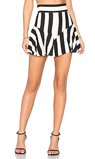 Flutter culotte shorts - MILLY