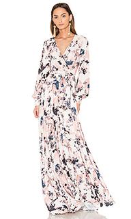 Макси платье giselle - Yumi Kim