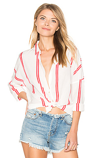 Loose fitted shirt - Maison Scotch