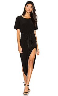 Short sleeve diaper dress - Norma Kamali