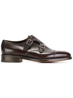 классические туфли-монки John Lobb