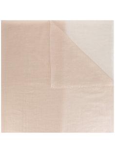 шарф с бахромой Agnona