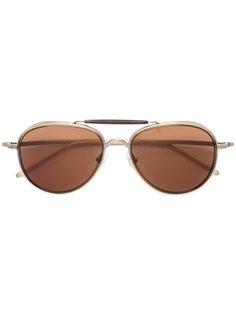 """солнцезащитные очки """"авиаторы"""" Matsuda"""