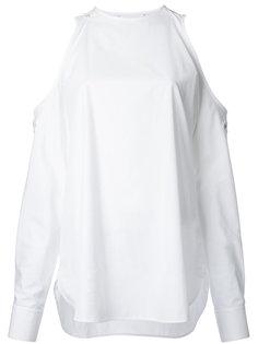 блузка с открытыми плечами Monographie