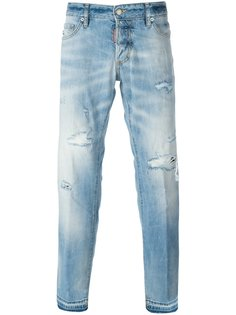 джинсы Slim  Dsquared2