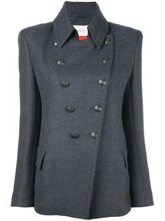 двубортная куртка Pierre Balmain
