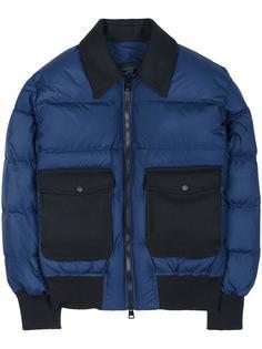 пуховая куртка на молнии Ami Alexandre Mattiussi