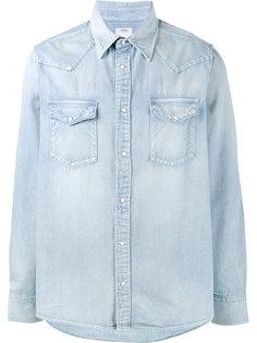 джинсовая рубашка Albacore Visvim