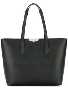 logo plaque tote Twin-Set