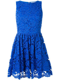 кружевное мини-платье  Alice+Olivia