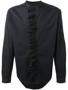 рубашка с оборкой Christian Pellizzari