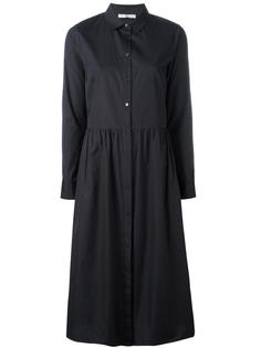 платье-рубашка с длинными рукавами Vince
