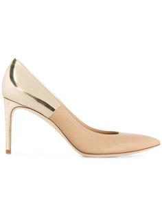туфли с заостренным носком Casadei