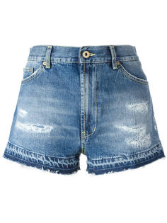 джинсовые шорты Dondup