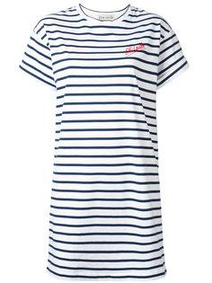 платье-футболка в полоску Être Cécile