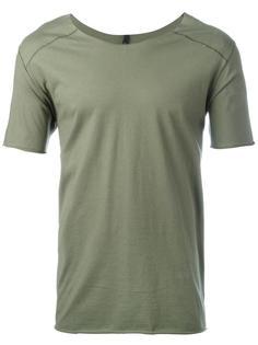 расклешенная футболка Giorgio Brato
