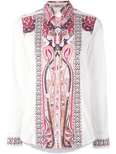рубашка с принтом Hindu Etro
