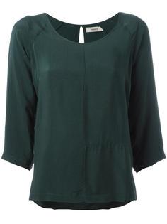 блузка с рукавами реглан  Humanoid