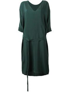 платье c V-образным вырезом   Humanoid