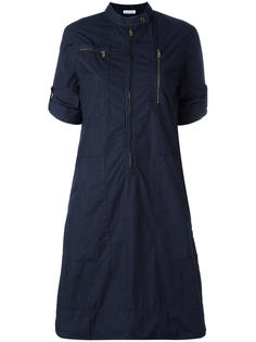 платье-шифт на молнии Tomas Maier