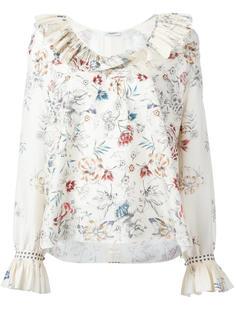 Skye floral print blouse Vilshenko