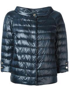 куртка-пуховик с рукавами три четверти Herno