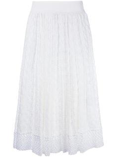 трикотажная юбка миди Missoni