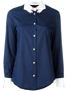 hand collar shirt  Vivetta
