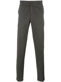 классические брюки чинос Boglioli