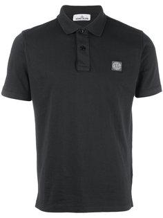 рубашка-поло с логотипом Stone Island
