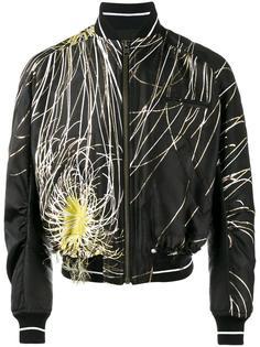куртка-бомбер с вышивкой Haider Ackermann