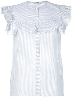 striped sleeveless shirt  Vilshenko