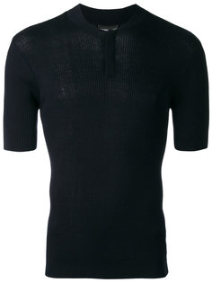футболка хенли Emporio Armani