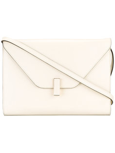 квадратная сумка через плечо Valextra