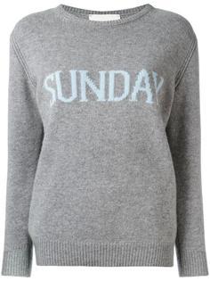 """свитер """"Sunday"""" Alberta Ferretti"""