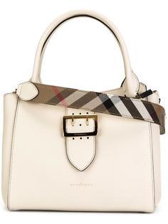 сумка-тоут с пряжкой спереди Burberry