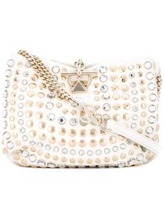 декорированная сумка на плечо  Sonia Rykiel