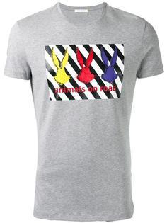 декорированная футболка с принтом Iceberg