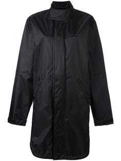 пальто с принтом логотипа на спине Alyx