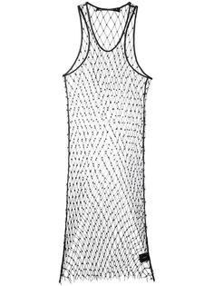сетчатое платье Filles A Papa