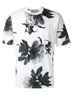 футболка с цветочным принтом Paul & Joe