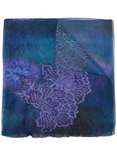 printed scarf  Armani Collezioni